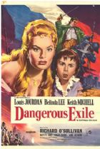 Dangerous Exile 1958 DVD - Louis Jourdan / Belinda Lee